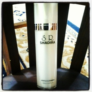 cleanser normal shadira