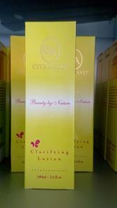 clarifying lotion citra ayu original kelantan