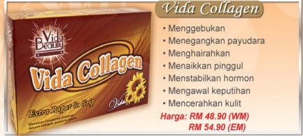 vida collagen vida beauty original
