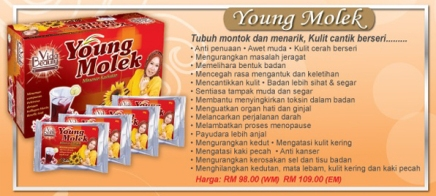 young molek vida beauty original
