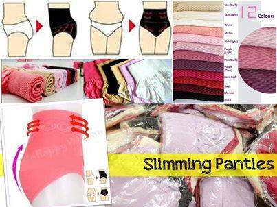 slimming panties original kelantan free saiz
